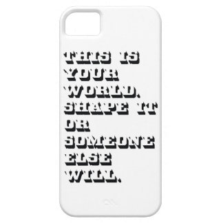 Typography case