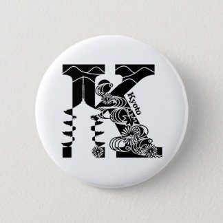 Typography I(Kyoto: Japan) Button