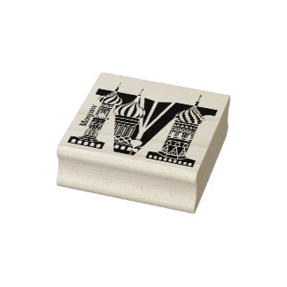 Typography M(Moscow: Russia) Stamp