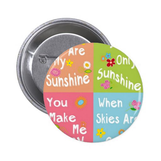 Typography Motivational Phrase - Collage Button