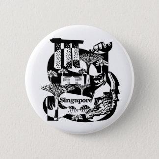 Typography S(Singapore: Singapore) Button