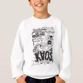 typography sweatshirt