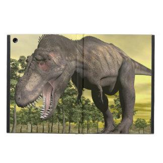 Tyrannosaurus angry - 3D render iPad Air Cover