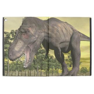 "Tyrannosaurus angry - 3D render iPad Pro 12.9"" Case"