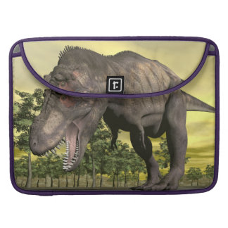 Tyrannosaurus angry - 3D render Sleeve For MacBook Pro