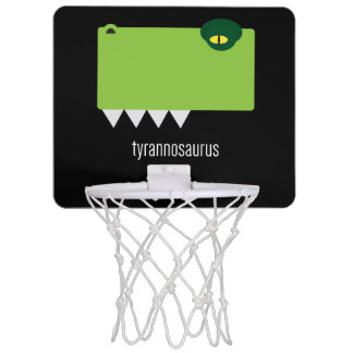 Tyrannosaurus Basketball Backboard