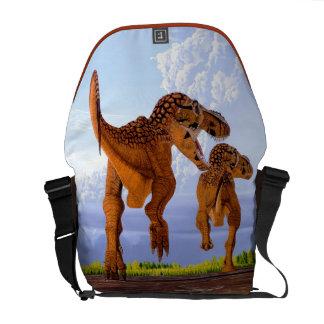 Tyrannosaurus Dinosaur Messenger Bag Gregory Paul
