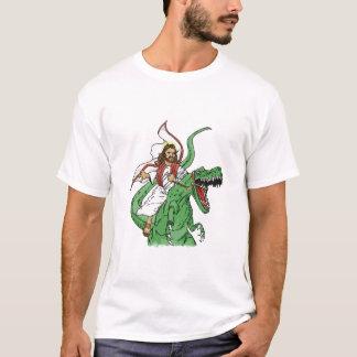 Tyrannosaurus Jesus T-Shirt