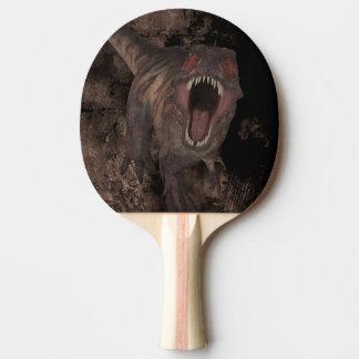 Tyrannosaurus Rex 1 Ping Pong Paddle