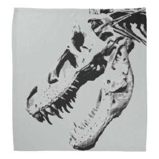 Tyrannosaurus rex bandana