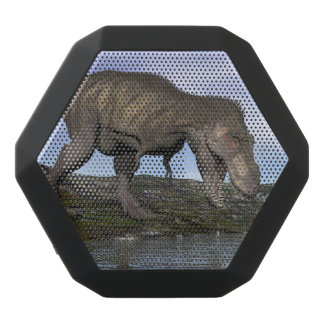 Tyrannosaurus rex dinosaur - 3D render Black Bluetooth Speaker