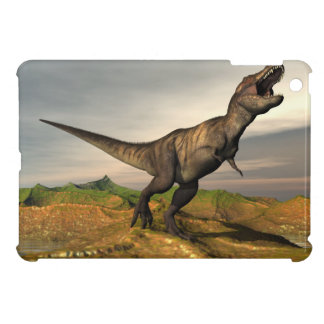 Tyrannosaurus rex dinosaur - 3D render Case For The iPad Mini
