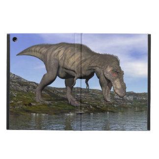 Tyrannosaurus rex dinosaur - 3D render Cover For iPad Air