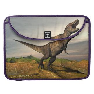 Tyrannosaurus rex dinosaur - 3D render Sleeve For MacBook Pro