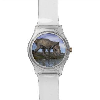 Tyrannosaurus rex dinosaur - 3D render Watch