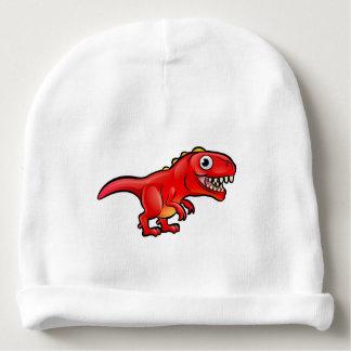 Tyrannosaurus Rex Dinosaur Cartoon Character Baby Beanie
