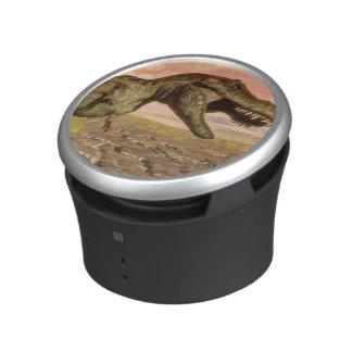 Tyrannosaurus rex dinosaur roaring speaker
