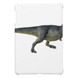 Tyrannosaurus Rex Dinosaur Running in Profile iPad Mini Cover
