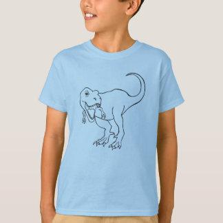 Tyrannosaurus Rex Dinosaur Shirt