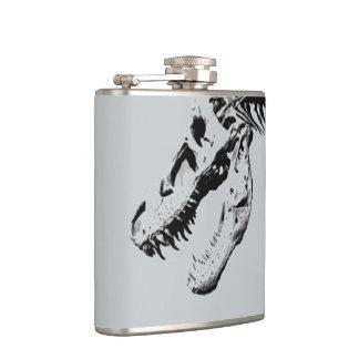Tyrannosaurus rex flasks