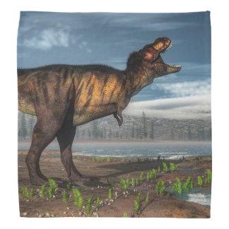 Tyrannosaurus rex head kerchiefs