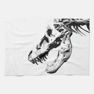 Tyrannosaurus Rex Kitchen Towel