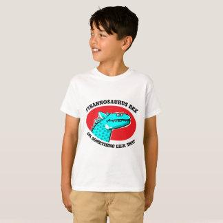 tyrannosaurus rex or something like that cartoon T-Shirt