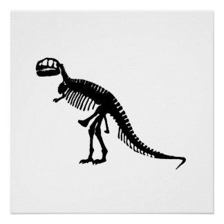 Tyrannosaurus Rex Perfect Poster