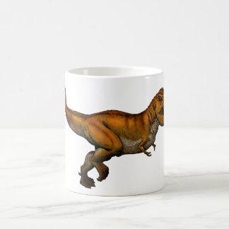 Tyrannosaurus Rex Running T-Rex Coffee Mug