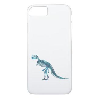 Tyrannosaurus rex skeleton art Case-Mate iPhone case