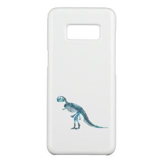 Tyrannosaurus rex skeleton art Case-Mate samsung galaxy s8 case