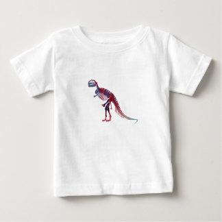 Tyrannosaurus Rex Skeleton Baby T-Shirt