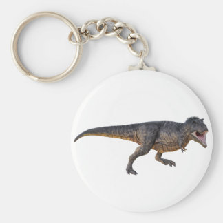 Tyrannosaurus-Rex with Yellow Coloring Keychain