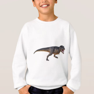 Tyrannosaurus-Rex with Yellow Coloring Sweatshirt