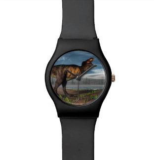 Tyrannosaurus rex wristwatch