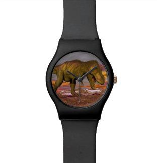 Tyrannosaurus roaring - 3D render Watch