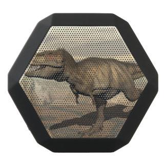 Tyrannosaurus running - 3D render Black Bluetooth Speaker