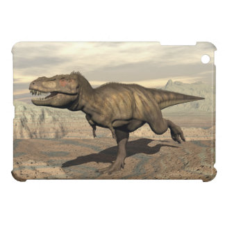 Tyrannosaurus running - 3D render iPad Mini Case
