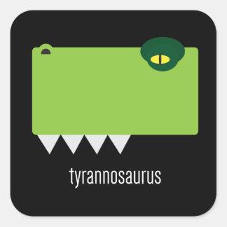 Tyrannosaurus Stickers