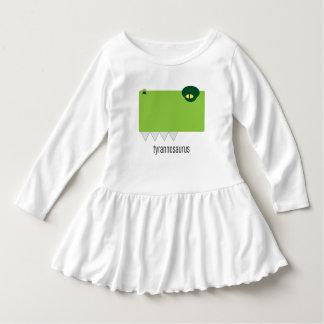 Tyrannosaurus Toddler Dress