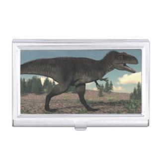 Tyrannotitan - 3D render Business Card Holder