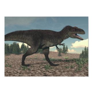 Tyrannotitan - 3D render Card