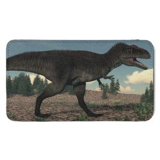 Tyrannotitan - 3D render Phone Pouch