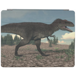 Tyrannotitan - 3D render iPad Cover