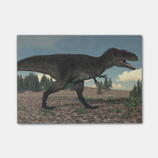 Tyrannotitan - 3D render Post-it® Notes