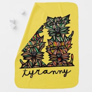 """""""Tyranny"""" Baby Blanket"""