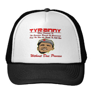 Tyranny When Fed-Gov Has The Right To Kill You Mesh Hat