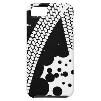 Tyre Tread Case For The iPhone 5