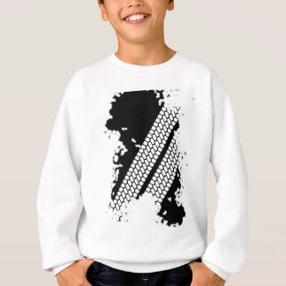 Tyre Tread Grunge Sweatshirt