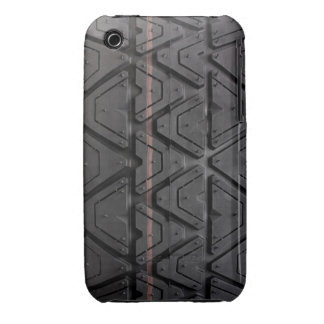 Tyre tread phone case Case-Mate iPhone 3 case